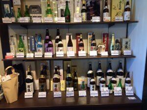 酒ギャラリー店内②